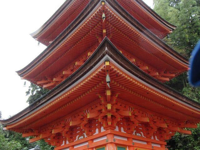 三重の塔、10月末まで特別拝観できる_宝厳寺