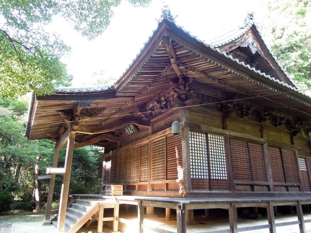 中島(岡山県)の神社・神宮・寺院
