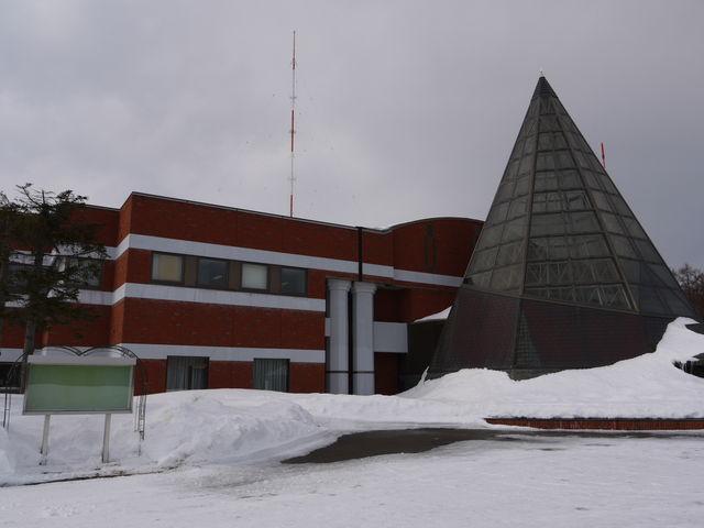 本格的な冬の北海道を堪能!!_北方民族博物館