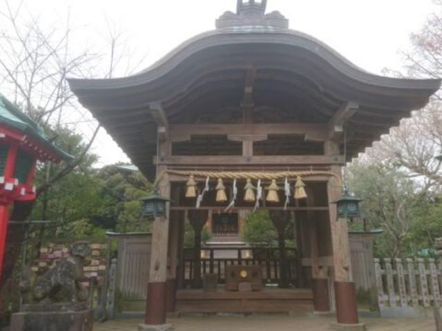 奥津宮_江島神社