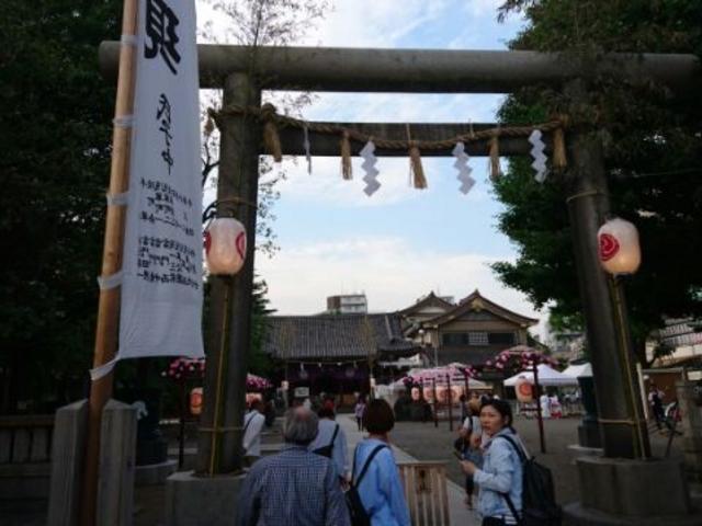 大鳥居_浅草神社(三社さま)