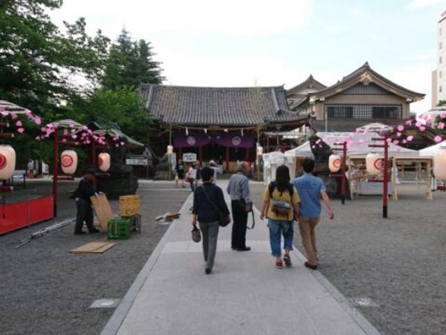 境内_浅草神社(三社さま)