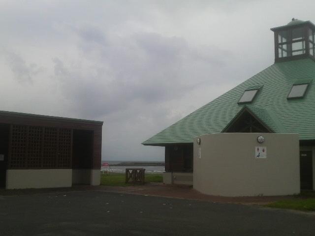 砂浜海岸センターハウス_砂浜海岸センターハウス