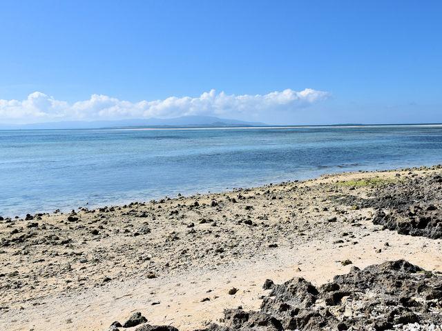 星砂の浜(竹富島)_星砂の浜(竹富島)
