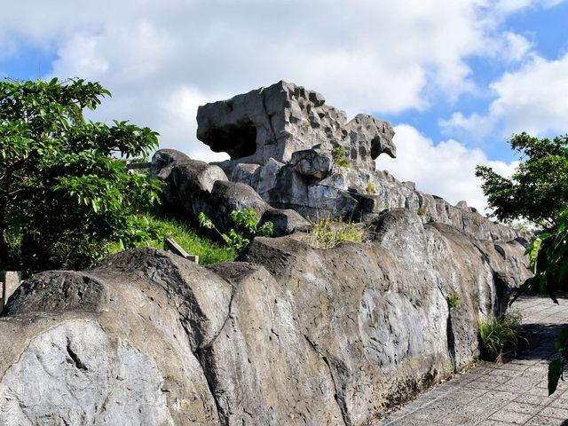 南の島の展望台_バンナ公園