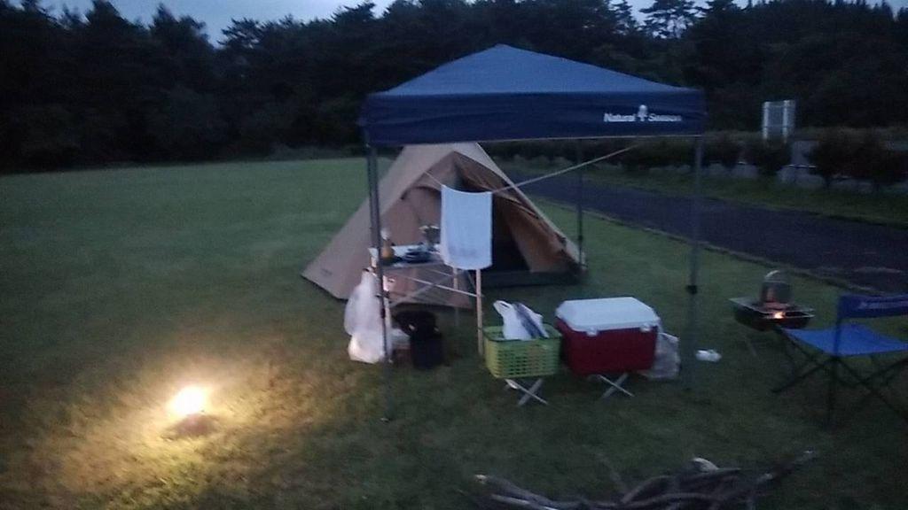 キャンプ サイト 断 られる