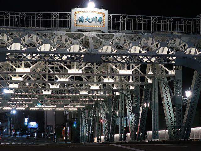 夜も美しい_犀川大橋