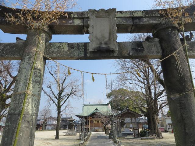 鳥居_四王子神社