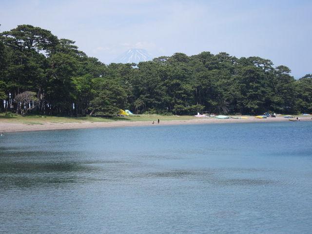 浜の全景_御浜海水浴場