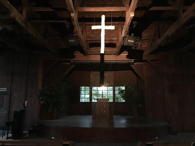 教会内部_軽井沢教会