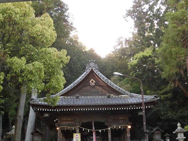 ①  _松尾神社