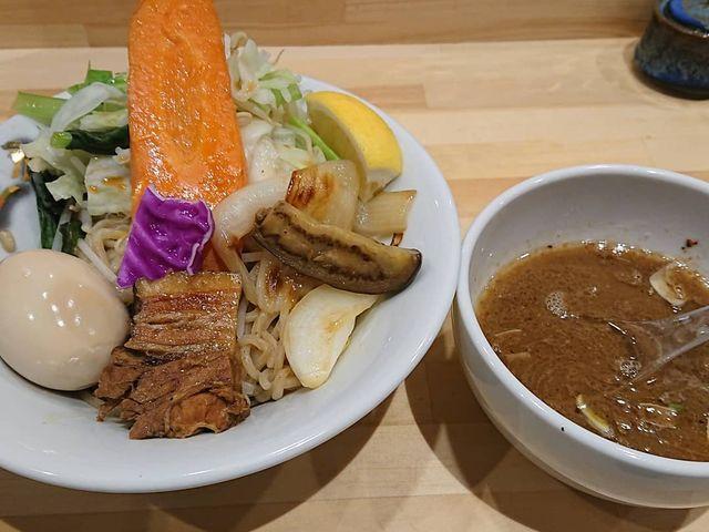 つけ麺_イオンスタイル新浦安