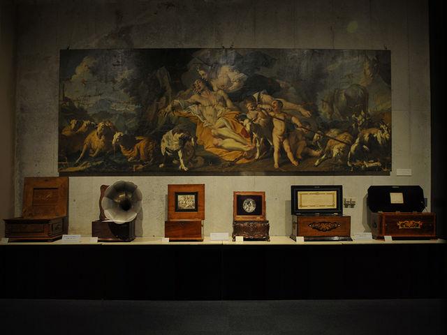 オルゴールが活躍したのは、主に19~20世紀初頭にかけて_那須オルゴール美術館