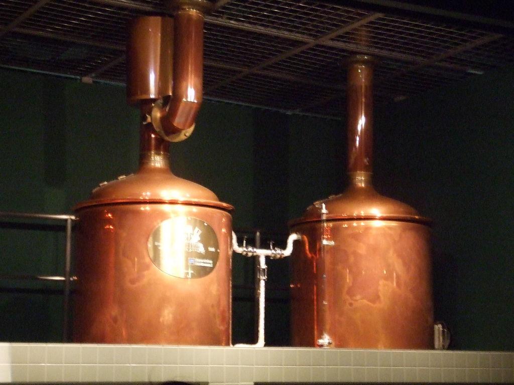 キリンビール岡山工場