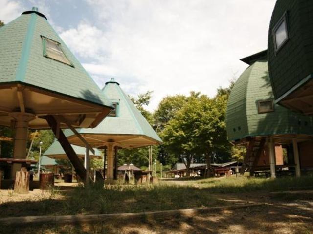清和県民の森ロッジ村・キャンプ場