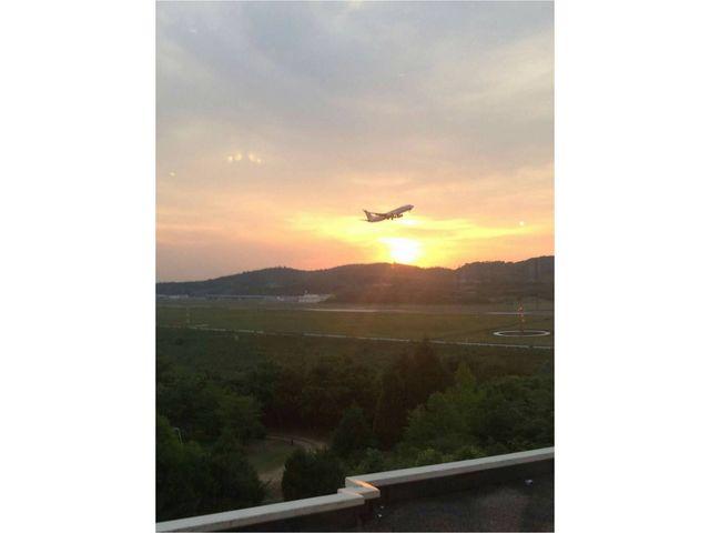 目と耳で飛行機の迫力を体感!!まさに感動と驚き!!_レスパール藤ヶ鳴