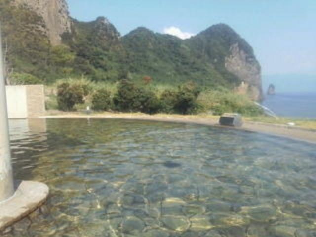 ヘルシーランド露天風呂「たまて箱温泉」