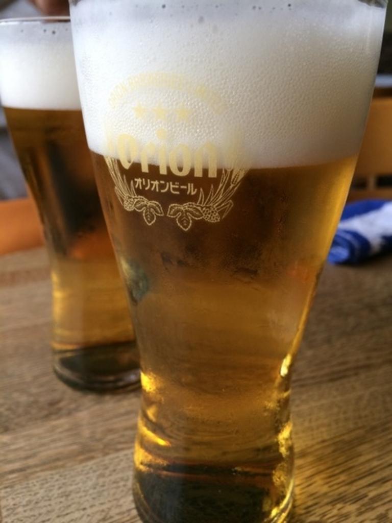 オリオンビール株式会社 名護工場