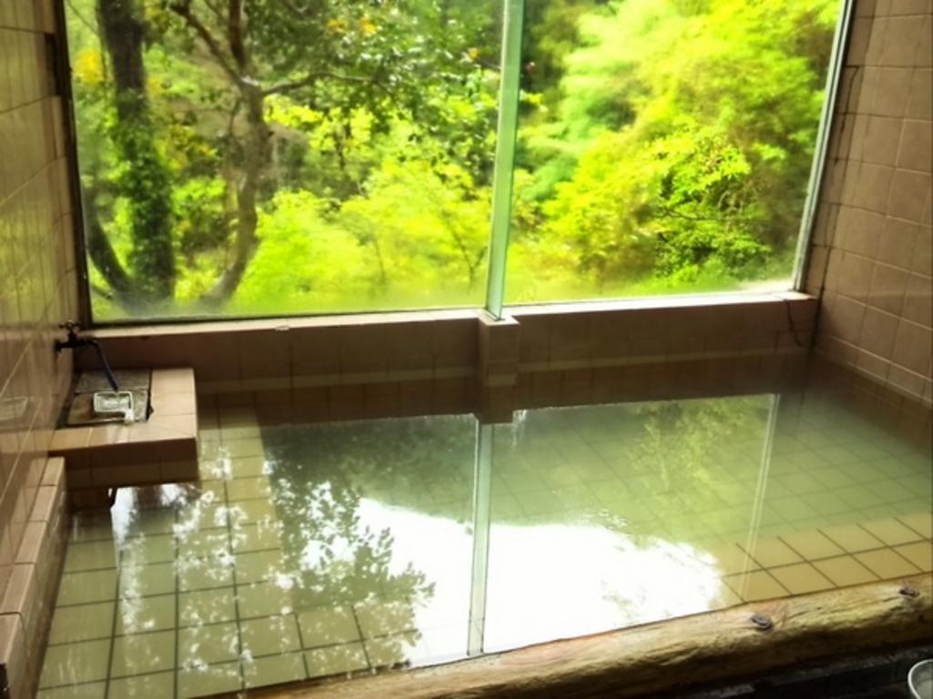 犬鳴山温泉(湯元温泉荘/山乃湯)