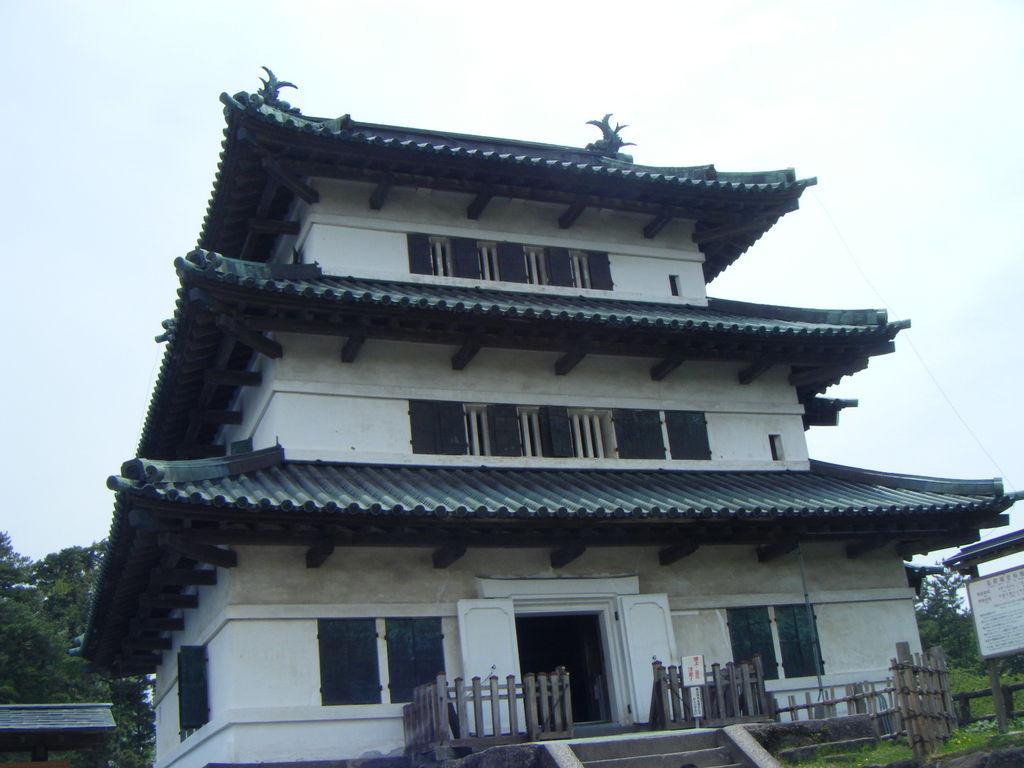 弘前城史料館