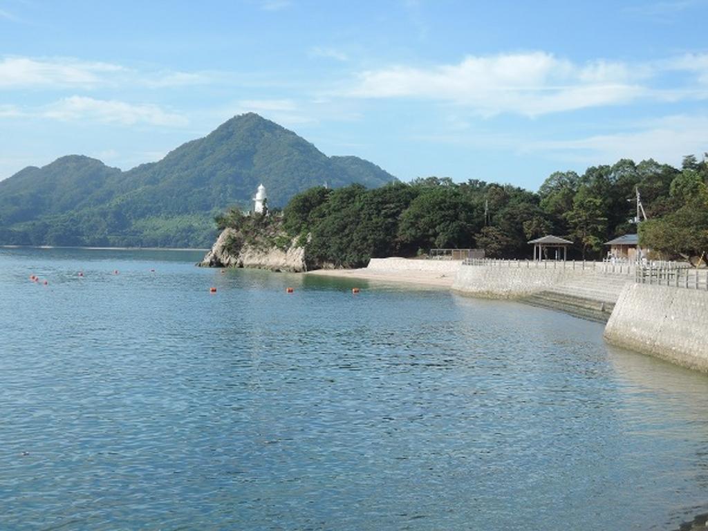 大久野島海水浴場
