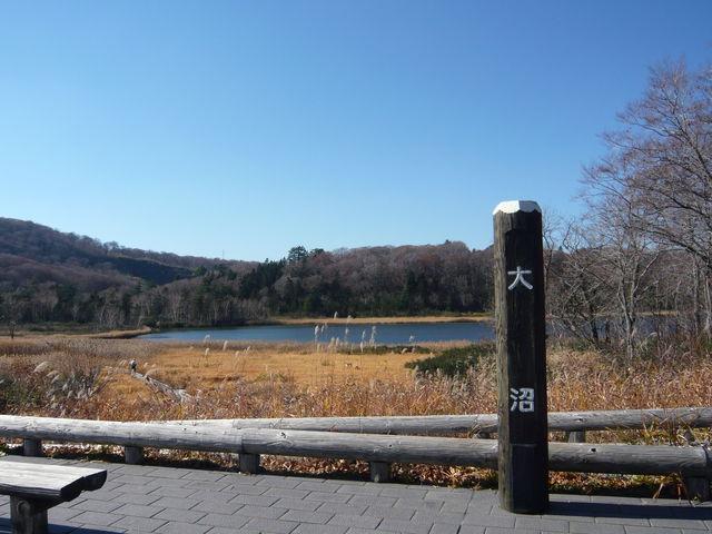 遊歩道入り口_八幡平大沼遊歩道