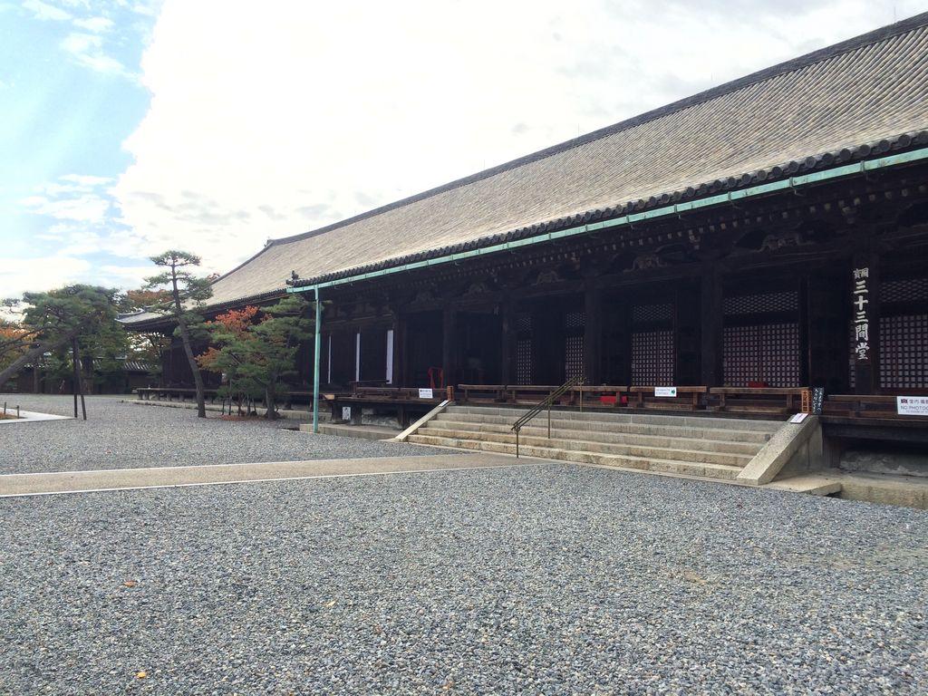 三十三間堂(蓮華王院)