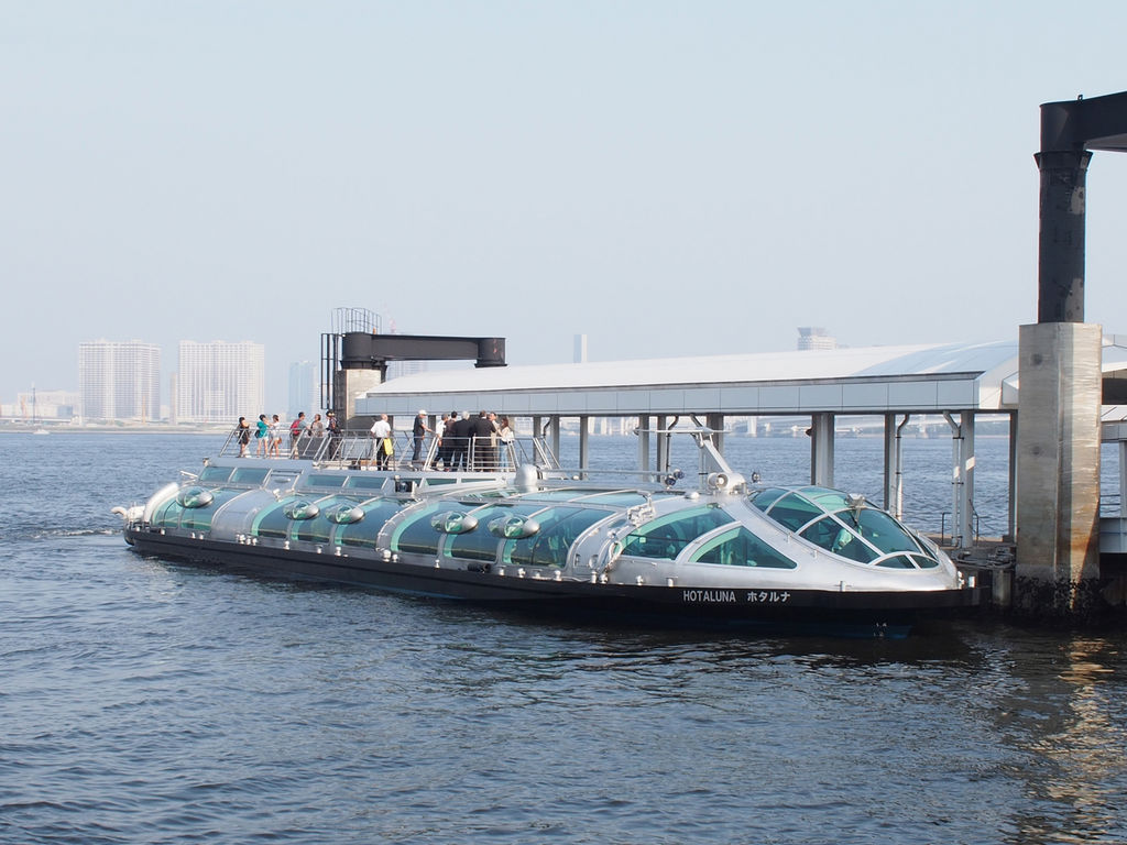 水上バス 東京都観光汽船