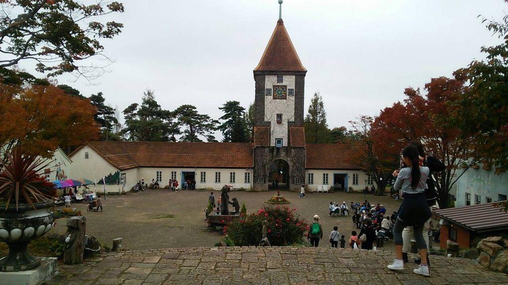 赤城高原牧場クローネンベルク・ドイツ村