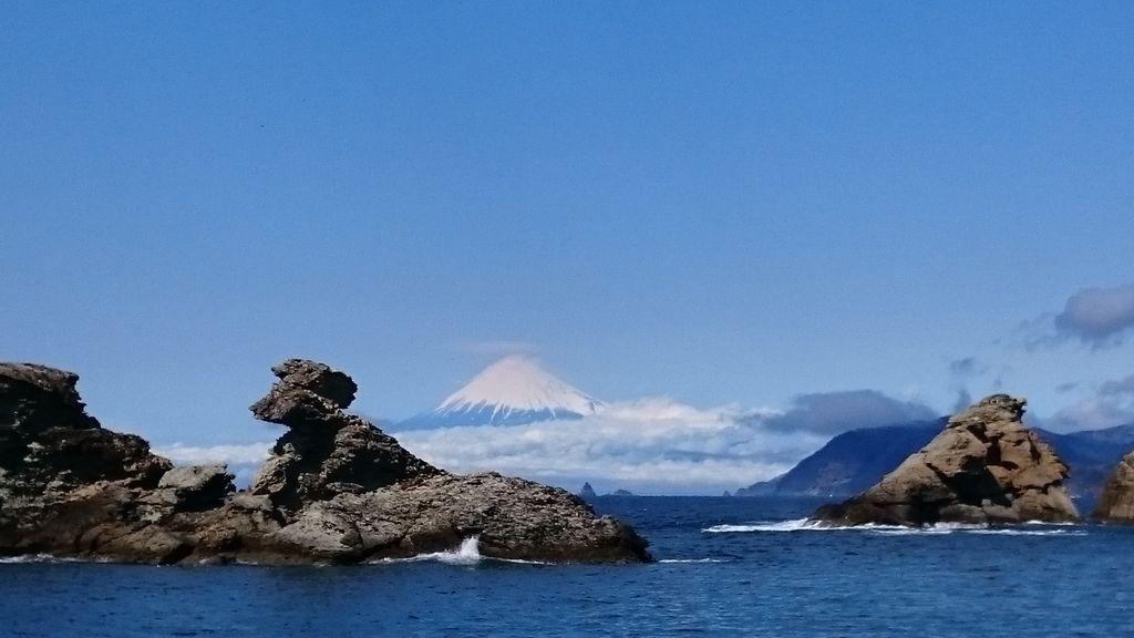 雲見・石部・岩地・松崎海岸