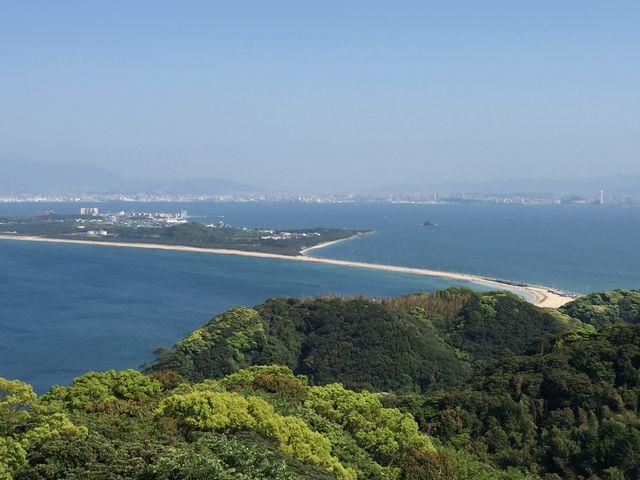 ヤッホー‼_志賀島