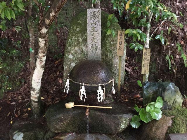 願い石_玉作湯神社