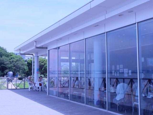 オープンカフェ_うたづ臨海公園