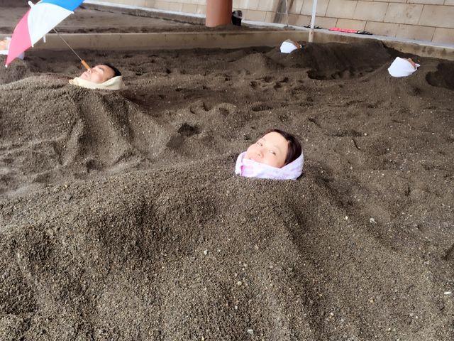 砂むしいいですよ_砂むし会館「砂楽」