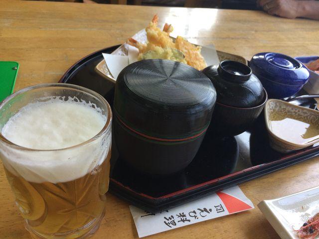 天ぷら_海老の宮川