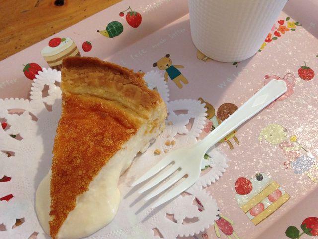 トロけるチーズケーキ_もみの木