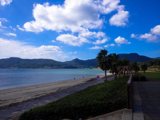 海岸_千里ヶ浜海水浴場