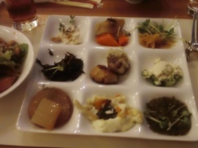 ディナービュッフェ_神戸ベイシェラトンホテル&タワーズ テラスレストラン・ガーデンカフェ
