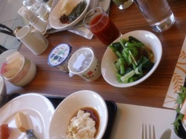 モーニングビュッフェ_神戸ベイシェラトンホテル&タワーズ テラスレストラン・ガーデンカフェ