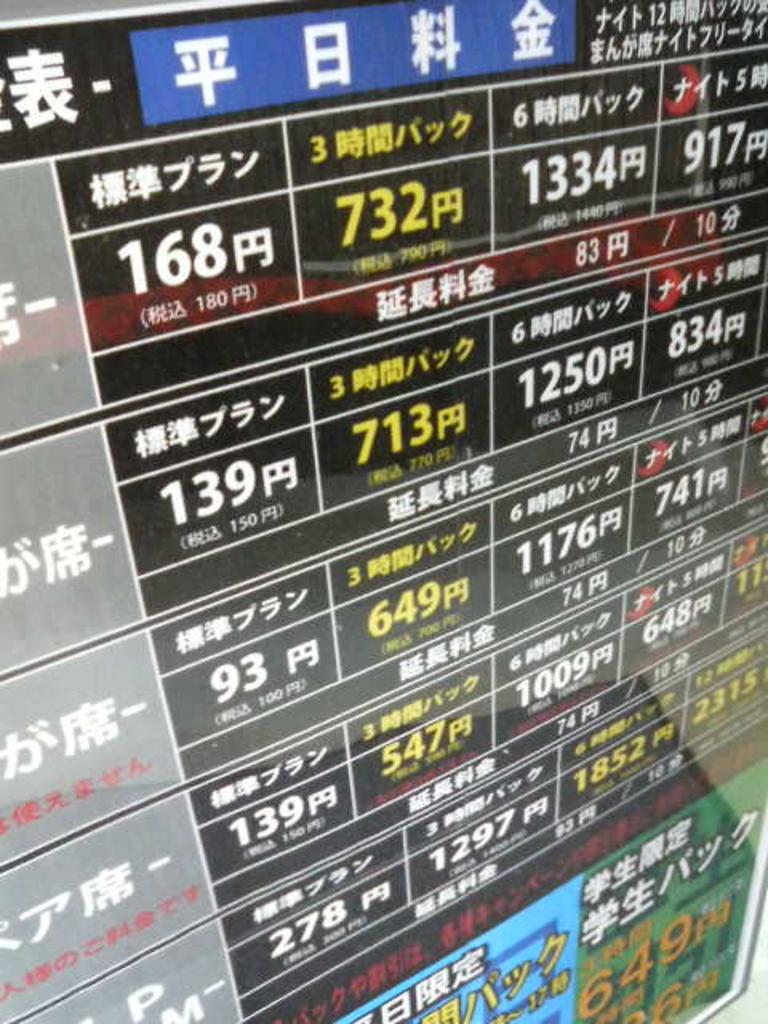 舞浜駅周辺のインターネットカフェ・マンガ喫茶ランキングtop5 - じゃらんnet
