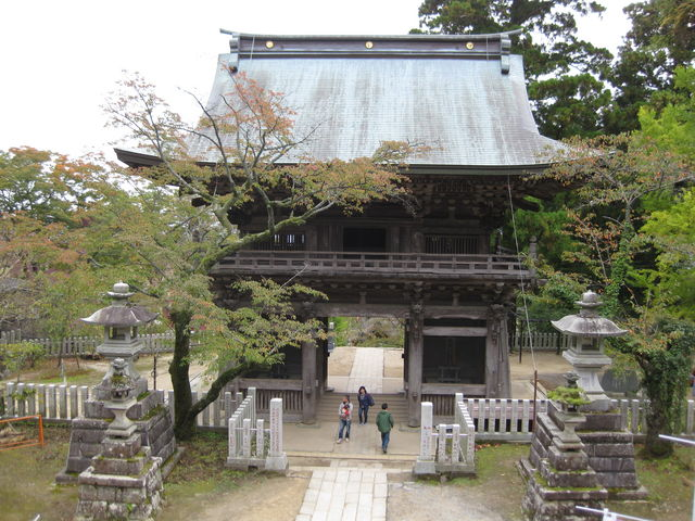 随身門_筑波山神社