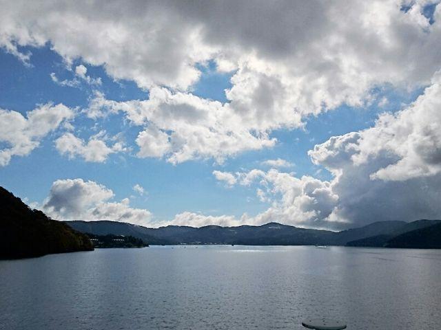 芦ノ湖3_芦ノ湖