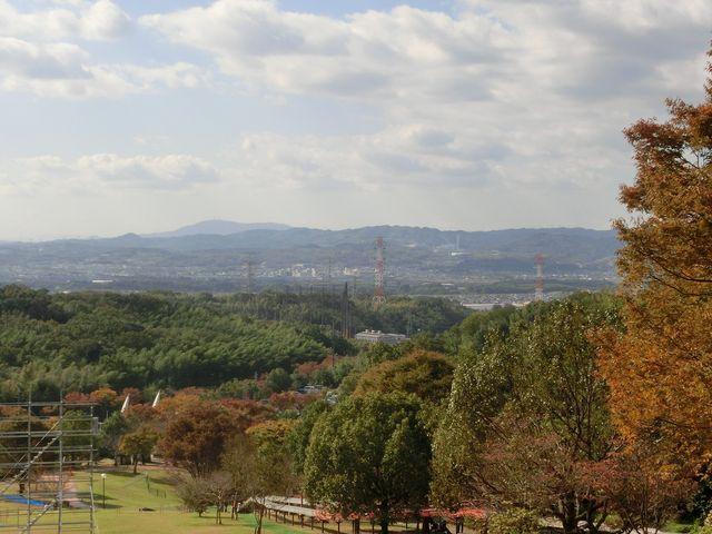 鴻ノ巣山運動公園