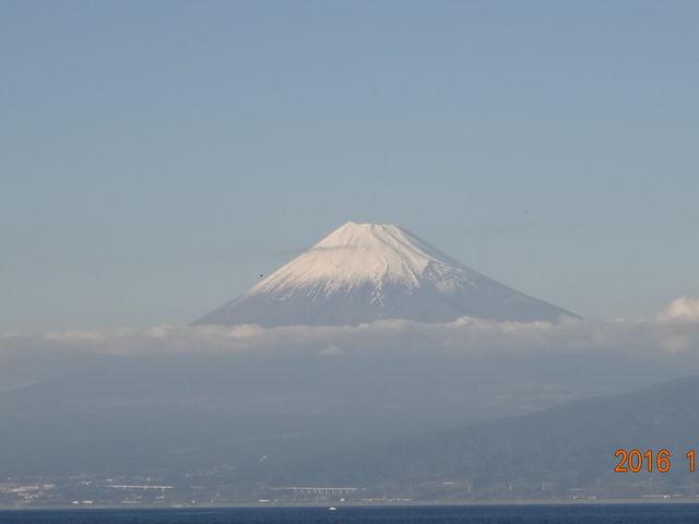 富士山_雲見・石部・岩地・松崎海岸