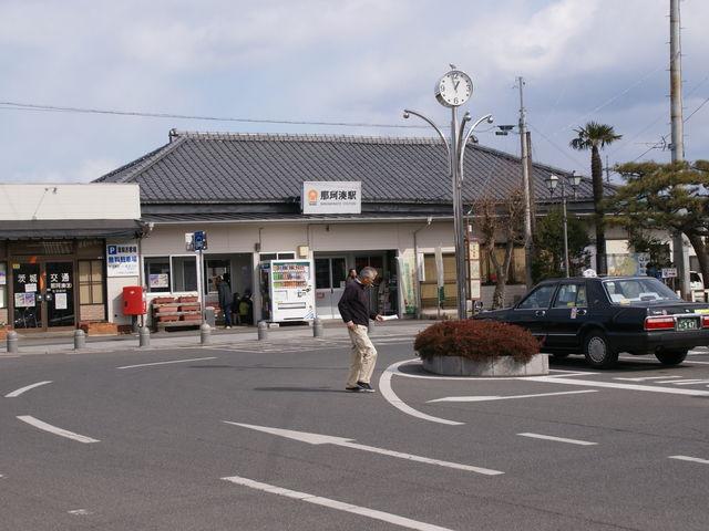 駅舎_那珂湊駅