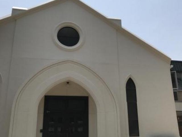 外観_神戸バプテスト教会