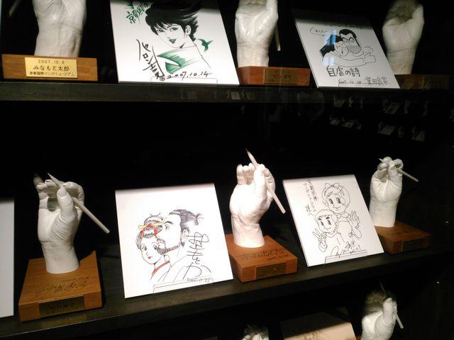内部展示_京都国際マンガミュージアム