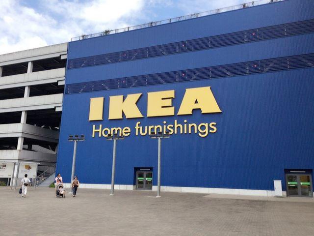 買物しまくりました。_IKEA ポートアイランド