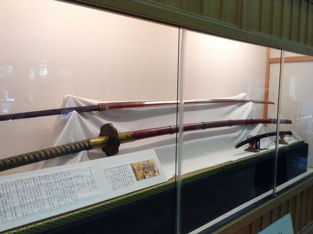 大太刀1_熱田神宮宝物館