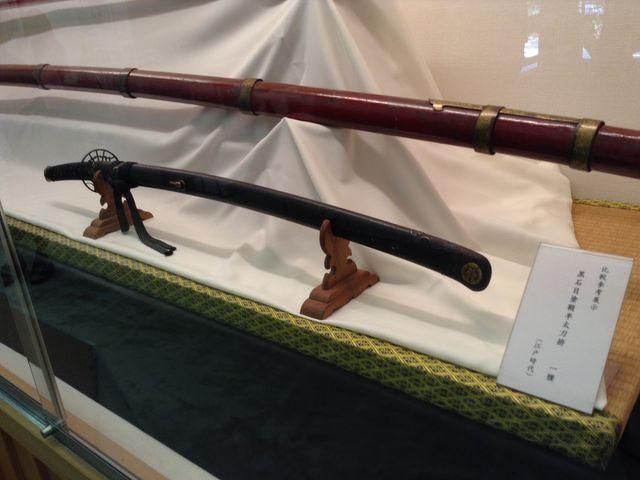 大太刀2_熱田神宮宝物館